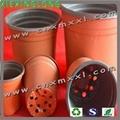 Double Color Flower Pot