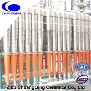 High Consistency  pulp Cleaner 3