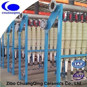High Consistency  pulp Cleaner 1