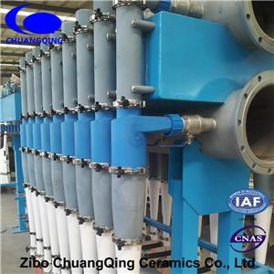 High Consistency  pulp Cleaner 5
