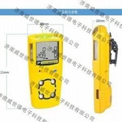 BW便攜式多種氣體報警儀MC2-XWHM-Y-CN