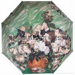 數碼印花個韓國個性傘