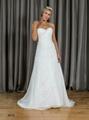 Aline Sweetheart Beading Chiffon Wedding Dress W13 1