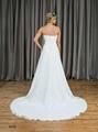Aline Sweetheart Beading Chiffon Wedding Dress W13 2
