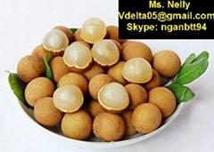 Vietnamese longan (fresh or dried)