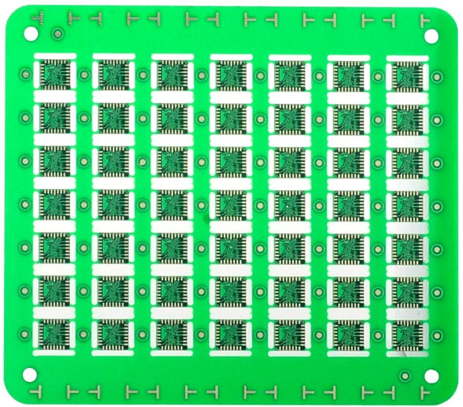Aluminum PCBA Assembly Design LED  Electronic Circuit Board Outlet 3