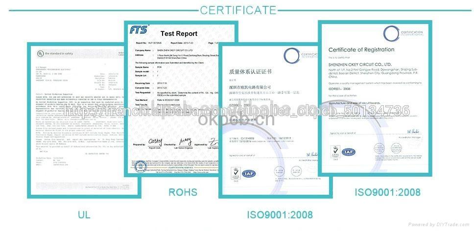 HASL Circuit Board Purchase China Printed Circuit Board Customize  5