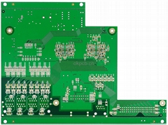 Double side Electronic Circuit Board Supplier China PCBA Design
