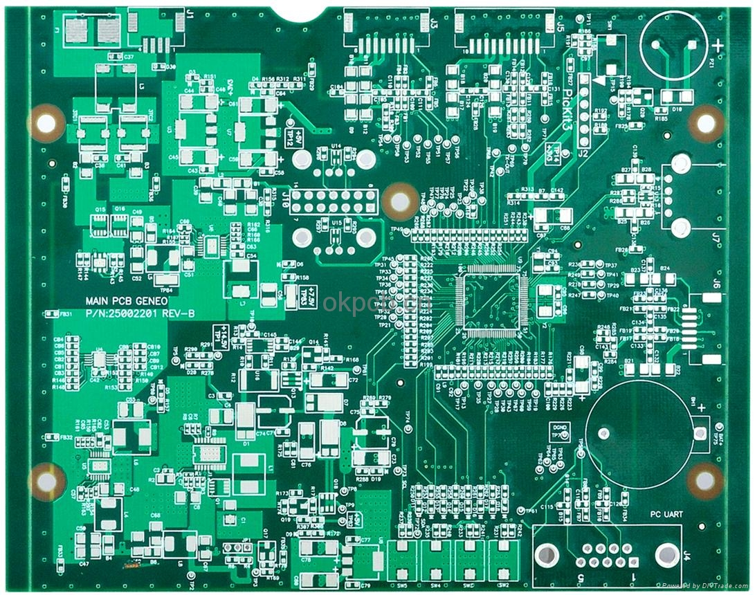 Double side Electronic Circuit Board Supplier China PCBA Design  2