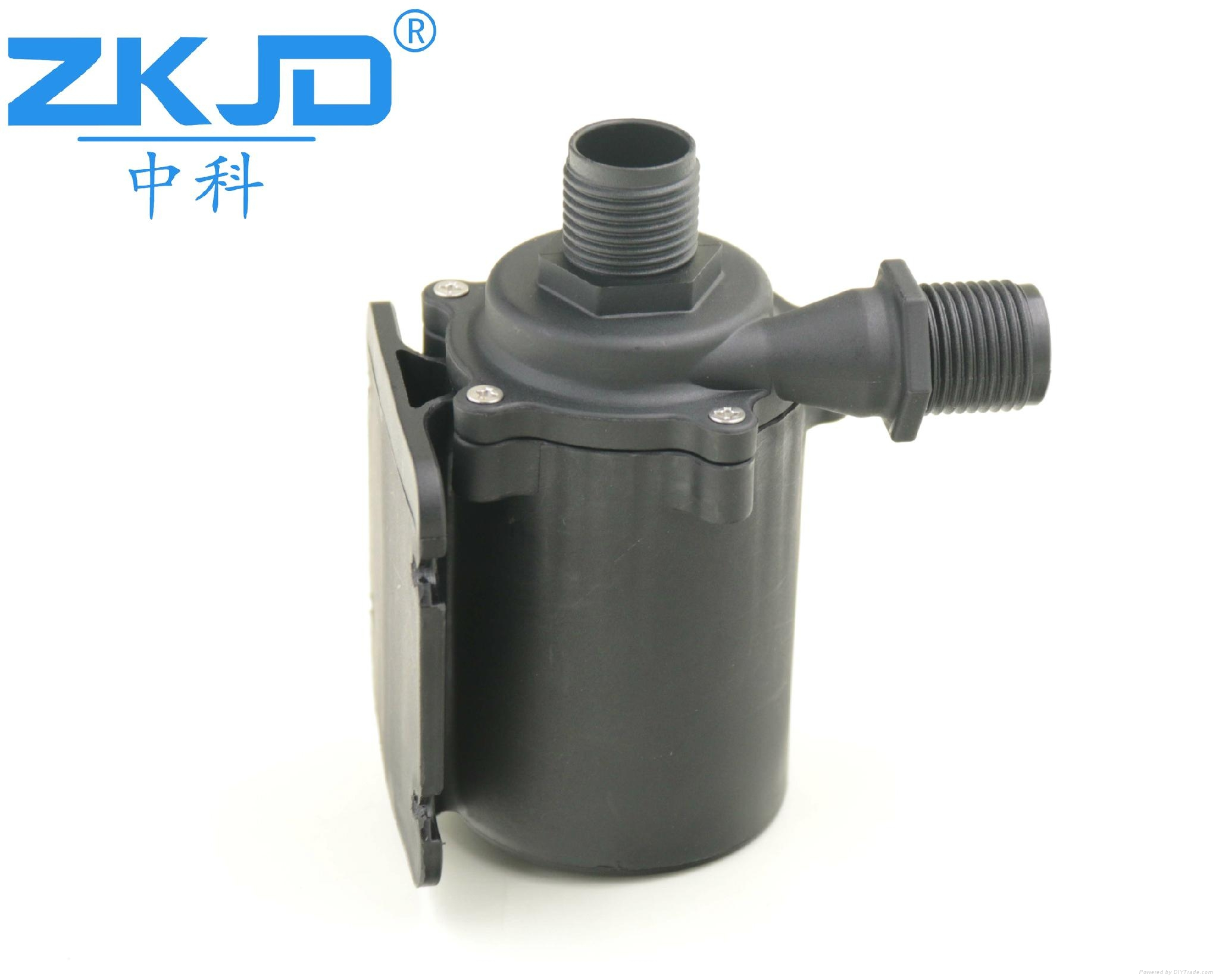 water screen fountain pump black fountain 24V water pump mini solar water pumps  1