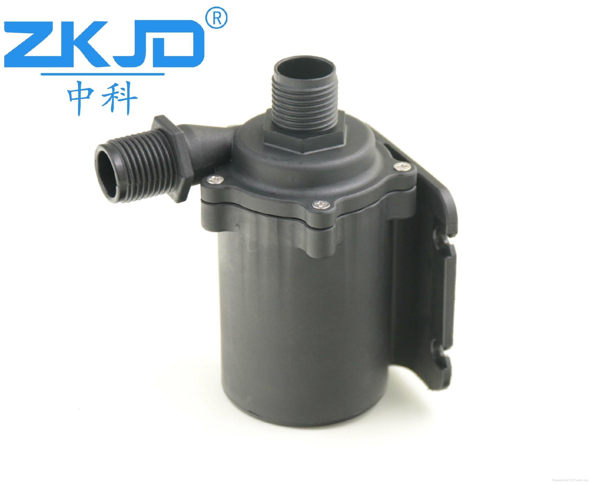 water screen fountain pump black fountain 24V water pump mini solar water pumps  4