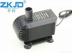 深圳中科24V直流家用水族鱼缸抽水换水泵静音过滤泵厂家
