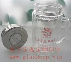 撫順隔熱玻璃杯