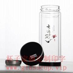 丹东玻璃杯专卖定制批发