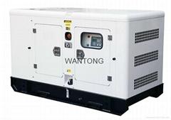 Silent Diesel Generator Set Power By Yangdong Engine