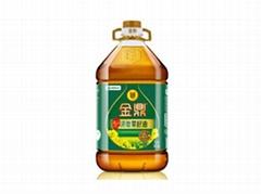 金鼎浓香菜籽油食用油