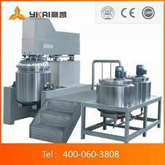 真空乳化機設備(平台型)ZJR-250/350