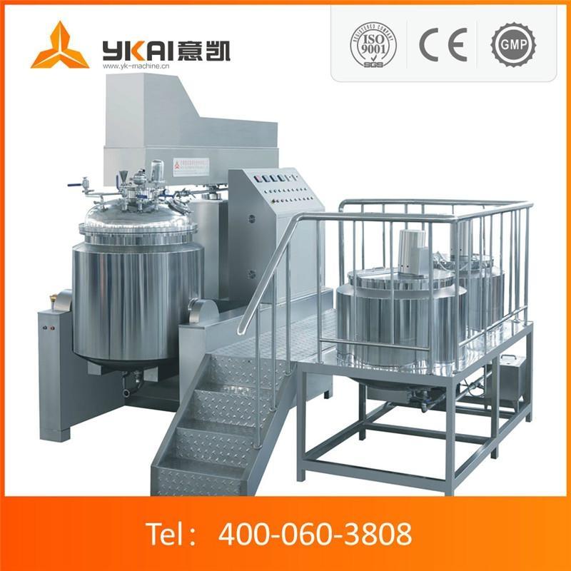 ZJR-650/850 真空均質乳化機 1