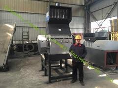 new type 800 plastic crusher machine