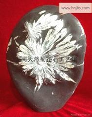 天然菊花石