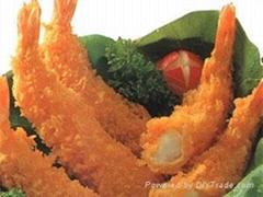 frozen seafood squid foot