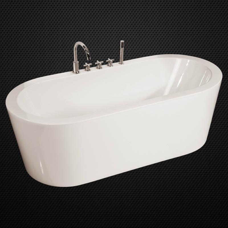 acrylic freestanding bathtub 1