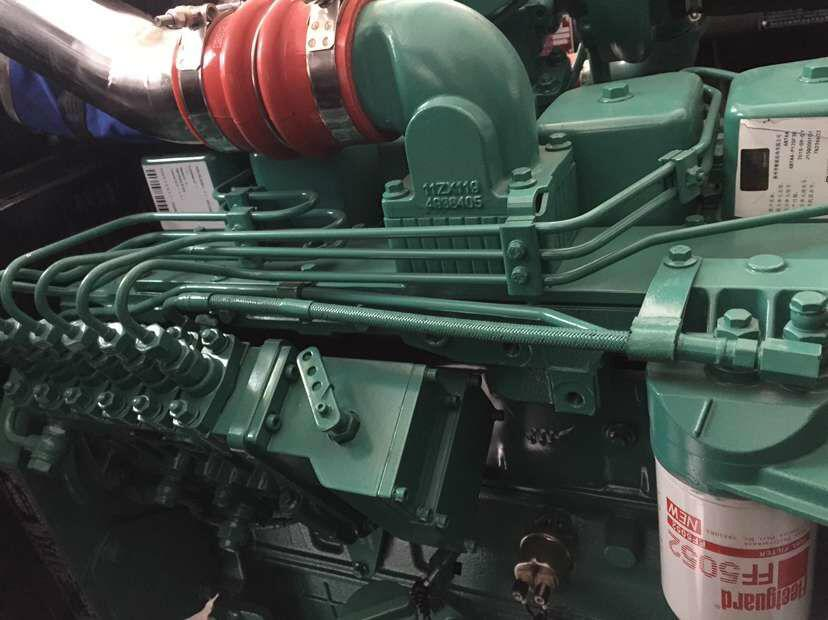 Cummins generator  50kw  diesel generator  three phase  hot sell 4