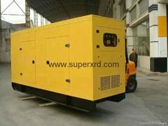 30kw Soundproof  diesel