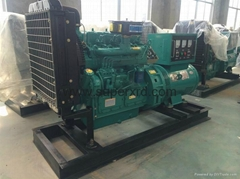 Low price 100kw  diesel generator  AC three phase  factory price