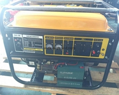 Low price 2KW gasoline generator single phase hand start  factory price