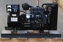 Top quality  Perkins 30kw diesel generator set  three phase  factory price