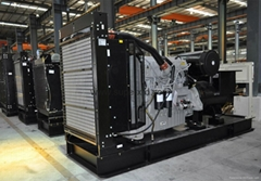 300kw  diesel generator set  AC three