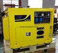 Honda type 5kw silent  diesel generator
