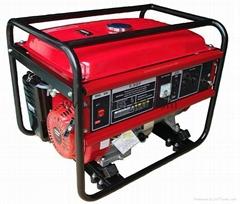 Small portbale 3KW gasoline generator  factory price