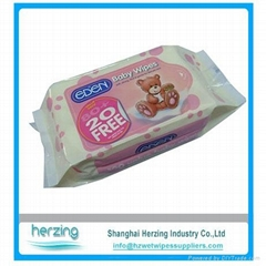 Wholesale new age products factory price/organic baby wipes