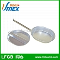 Si  er military stainless steel lunch box mess tin 2