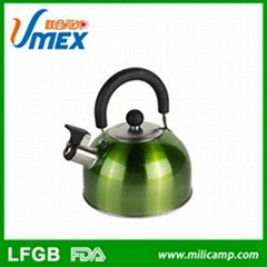 stainless steel water kettle cooking pot