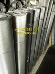 316L不锈钢网的几种规范注释