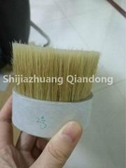 Pure boiled boar bristle hair for household brush
