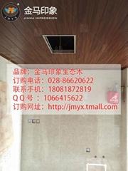 生态木大印象别墅外墙护墙板