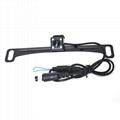 Vardsafe License Plate Camera RearView Camera for Van Car Pickup truck SUV Wagon 1