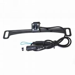 Vardsafe License Plate Camera RearView Camera for Van Car Pickup truck SUV Wagon
