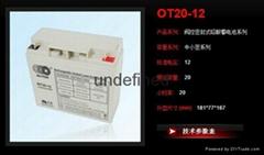 OT17-12奥特多铅酸蓄电池