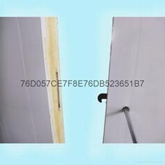 江蘇鹽城廠家生產銷售100mm聚氨酯冷庫板