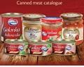 European canned meat -Sandwich delicacy 300g