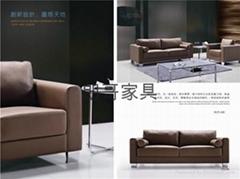 时尚办公沙发LG02