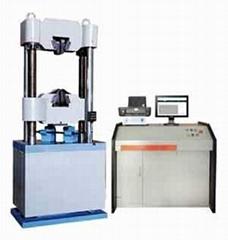 供应微机控制电液伺服  试验机