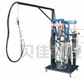 Double Glazed Two Component Sealant Sealing Machine