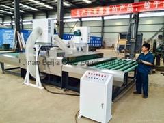 WBX2500 Horizontal Glass Washing Machine for Tempering Glass
