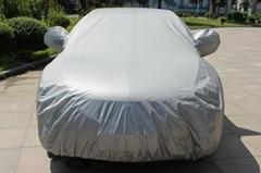 Universal waterproof dustproof anti UV car covers sunshade heat protection PEVA